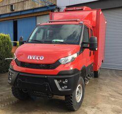новая машина скорой помощи IVECO 4WD