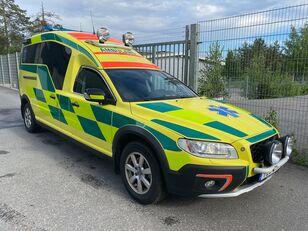 машина скорой помощи VOLVO Nilsson XC70 D5 AWD - AMBULANCE/Krankenwagen/Ambulanssi