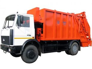 новый мусоровоз МАЗ KO-427-34