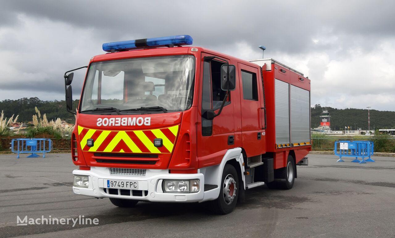 пожарная машина IVECO MAGIRUS EUROFIRE