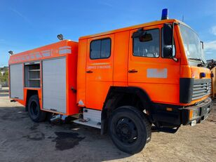 пожарная машина MERCEDES-BENZ 1124 F 4X4