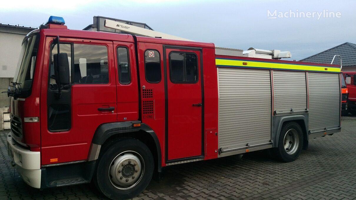 пожарная машина VOLVO FL6H-  2600L Water tank