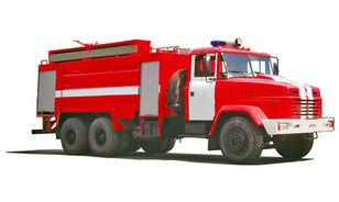 пожарная машина КРАЗ 65101