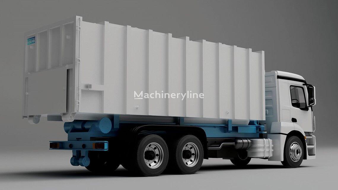 новый кузов мусоровоза HİDRO-MAK HOOKLIFT