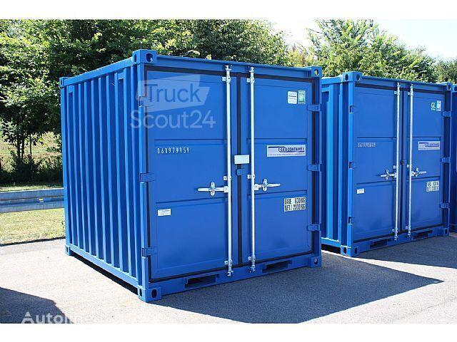 новый контейнер 10 футов CONTAINEX LC-8
