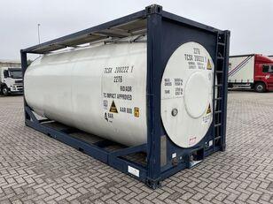 танк-контейнер 30 футов TRENCOR 30m3