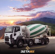 новый автобетоносмеситель BETAMIX