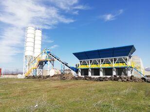 новый бетонный завод PROMAX Compact Concrete Batching Plant C60-SNG-LINE (60m3/h)