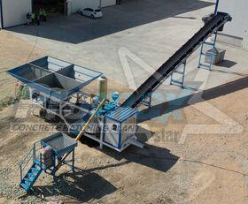 новый бетонный завод PROMAX Mobile Concrete Batching Plant M35-PLNT (35m3/h)