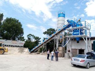 новый бетонный завод Plusmix 60m3/hour STATIONARY Concrete Batching Plant - BETONYY ZAVOD-CEN