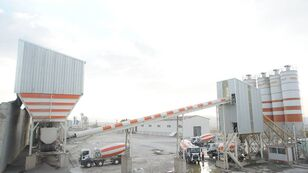 новый бетонный завод SEMIX 240 СТАЦИОНАРНЫЕ БЕТОННЫЕ ЗАВОДЫ
