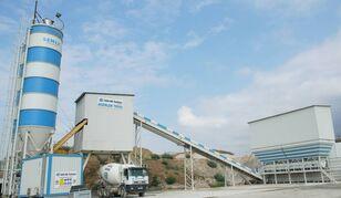новый бетонный завод SEMIX  Stationary 160 STATIONARY CONCRETE BATCHING PLANTS 160m³/h