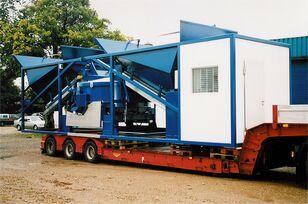 новый бетонный завод SUMAB Mobile K-80. EASY TO TRANSPORT!