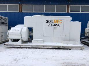 бетононасос стационарный SOILMEC 7T-450