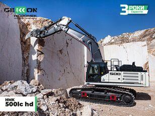 новый гусеничный экскаватор HIDROMEK  HMK 500LC HD