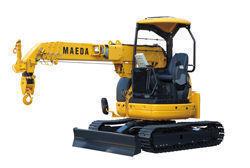 новый мини-кран MAEDA LC 785B
