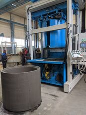 новое оборудование для производства бетонных блоков SUMAB E-12L Concrete RING Machine