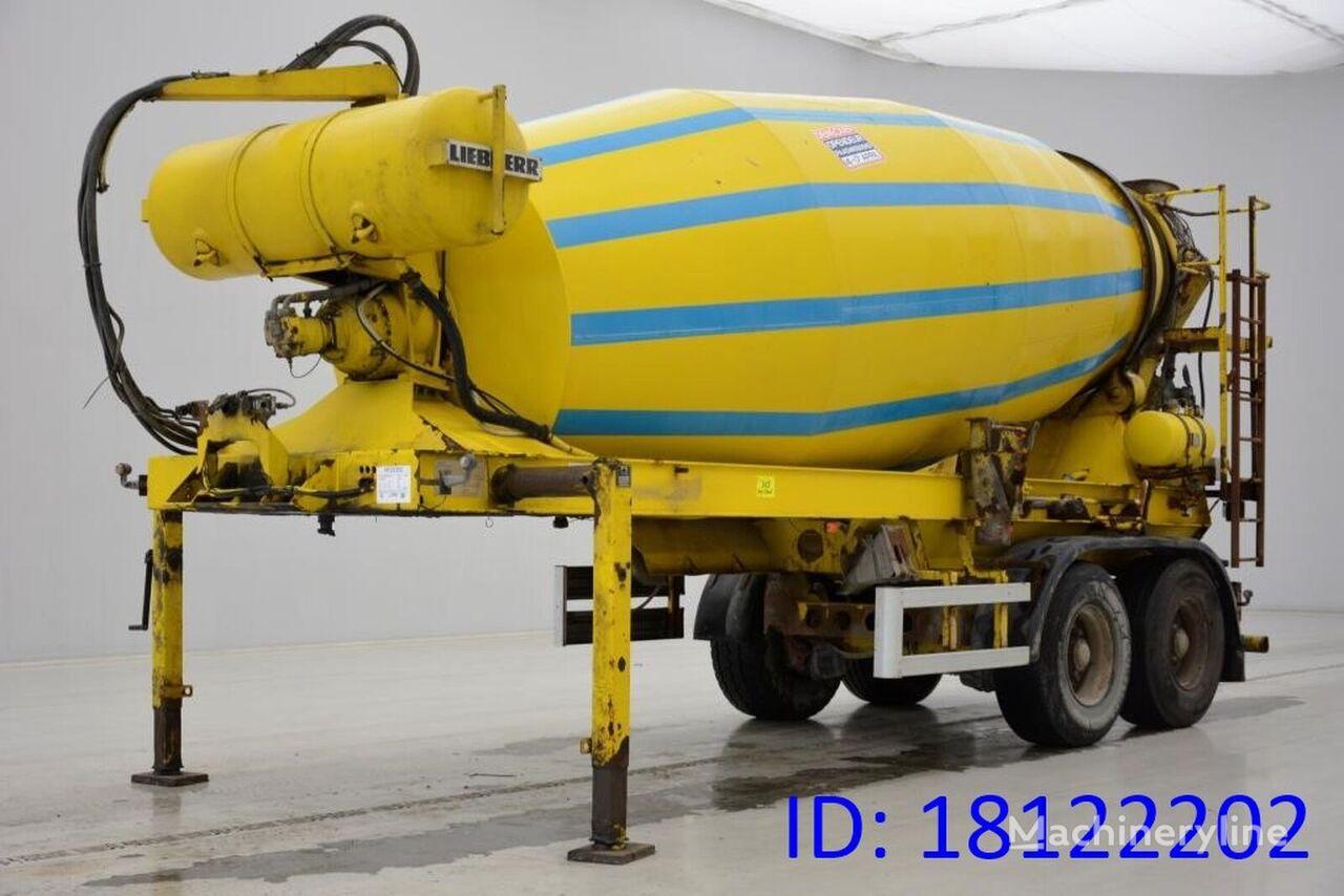 полуприцеп бетоносмеситель MULLER-MITTELTAL Muller Mitteltal 12M³ Mixer