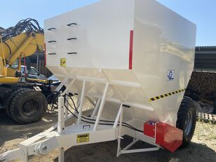 силос для цемента STREUMASTER Tozamet RS12000