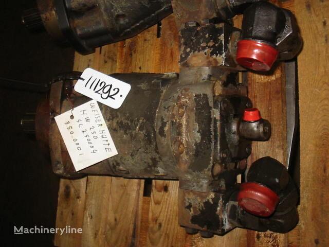 гидромотор WESERHÜTTE LINDE MF186 (41467001106) для другой спецтехники WESERHÜTTE HW250