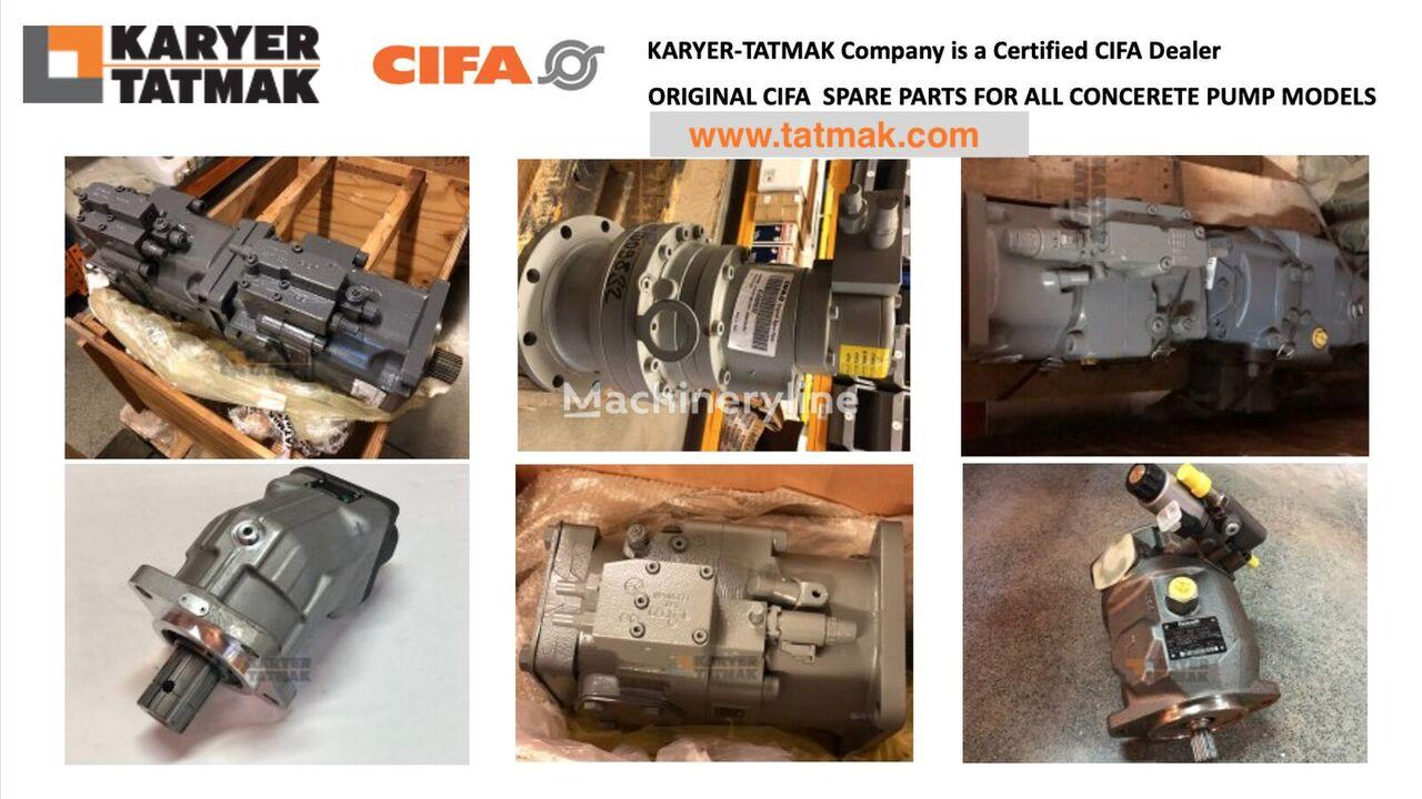 запчасти Original Spare Parts Concrete Pump для автобетононасоса CIFA